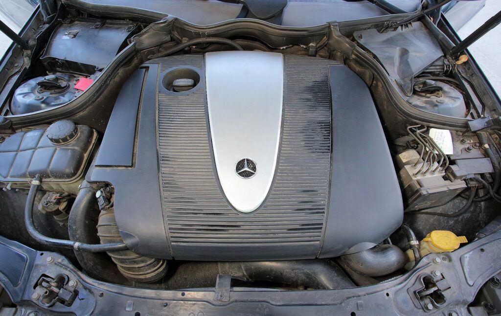 Mercedes 2.1 CDI