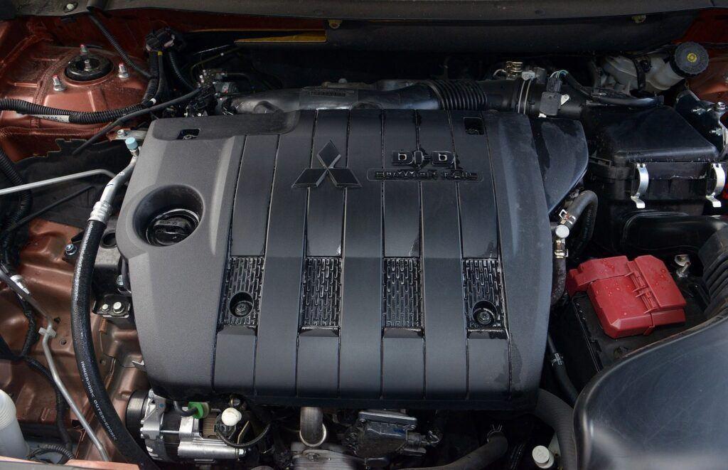 Mitsubishi 2.2 DI-D