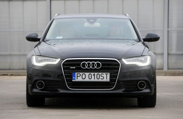 Audi A6 C7 27