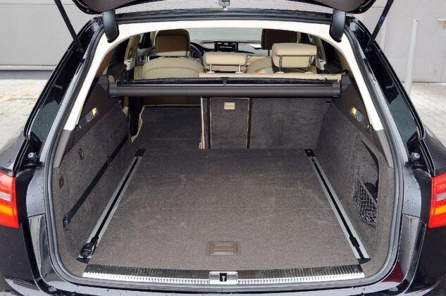 AUDI A6 C7 Avant 3.0TDI V6 245KM 7AT S-tronic Quattro PO010ST 12-2011