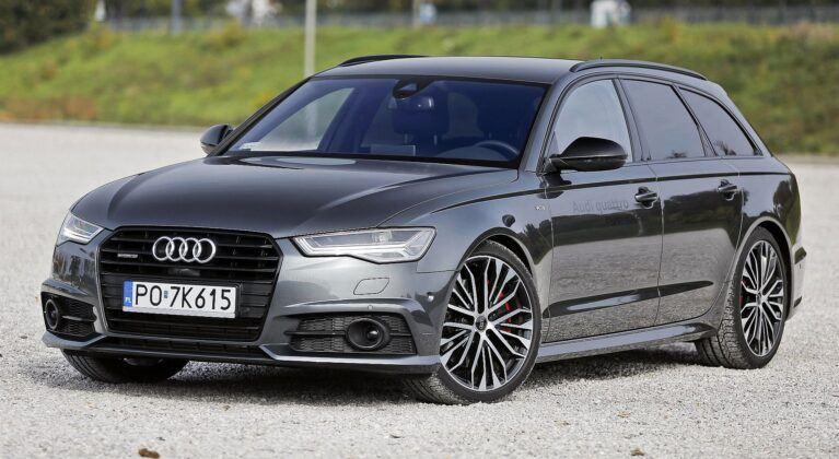 Audi A6 C7 33