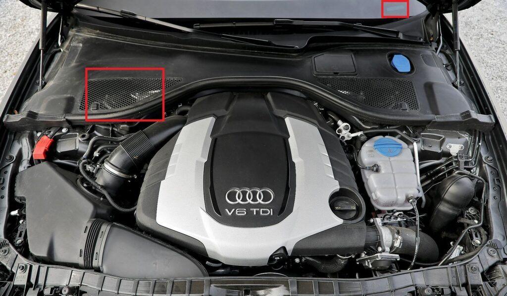 Audi A6 C7 34