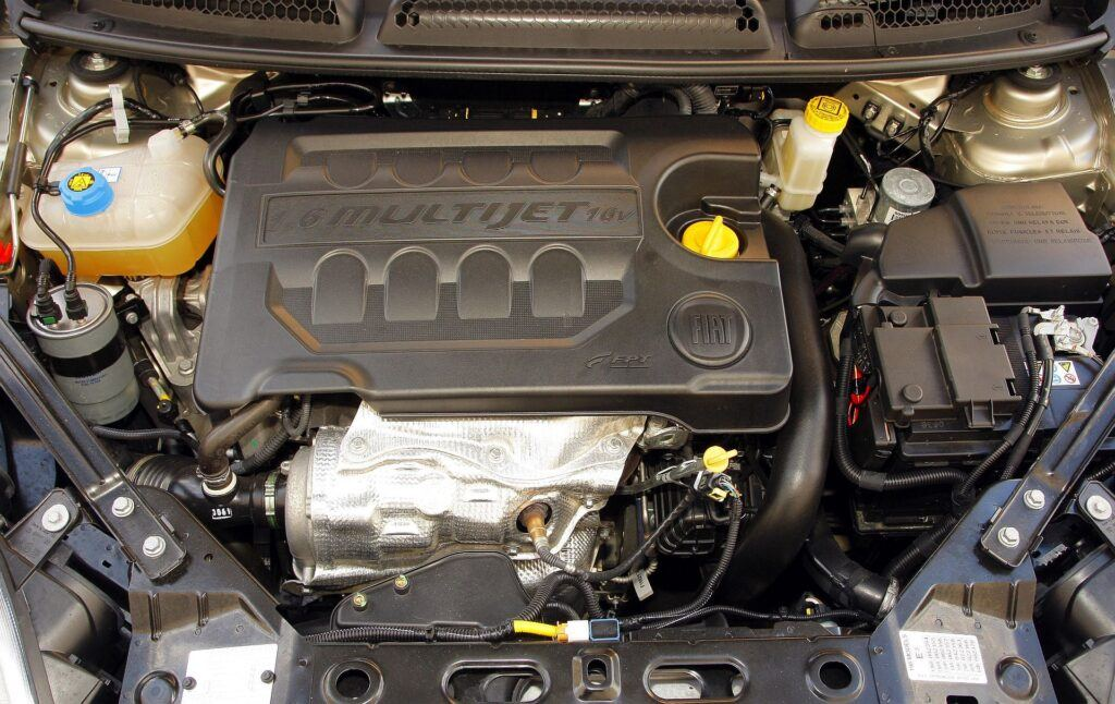 FIAT Bravo II 1.6MultiJet 120KM 6MT SB4428C 10-2008