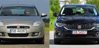 Fiat Bravo II i Fiat Tipo II