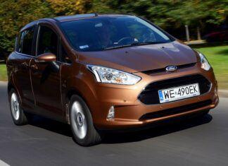 Używany Ford B-Max (2012-2017) - opinie, dane techniczne, typowe usterki
