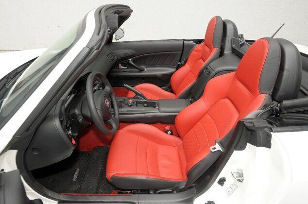 HONDA S2000 2.0 DOHC VTEC 240KM 6MT WN96168 06-2009