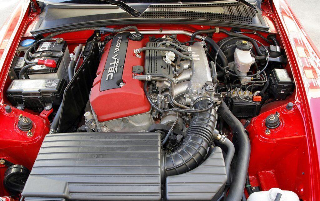 HONDA S2000 2.0 DOHC VTEC 240KM 6MT WN70501 08-2007