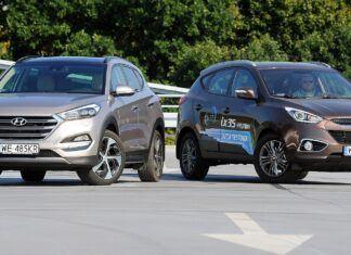 Używany Hyundai ix35 i Hyundai Tucson III (TL) - którego wybrać?