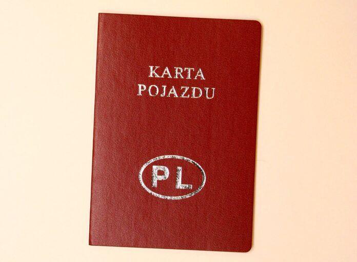 Karta pojazdu