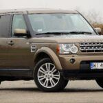 Land Rover Discovery 3,4 03