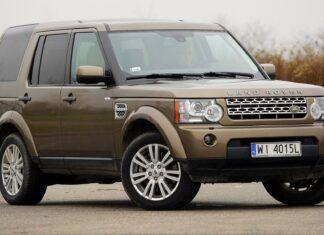 Używany Land Rover Discovery 3/4 (2004-2016) - który silnik wybrać?