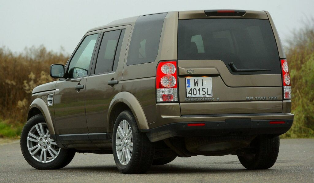 Land Rover Discovery 3,4 04