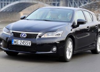 Używany Lexus CT (od 2010 r.) - opinie, dane techniczne, typowe usterki