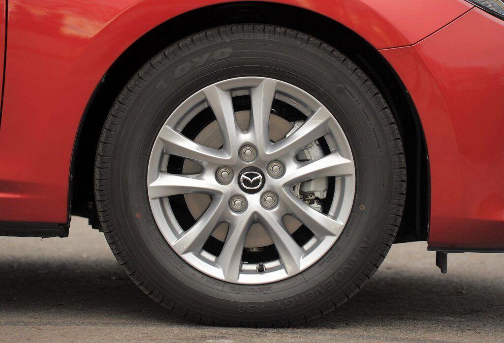 Mazda 3 III (BM) 14