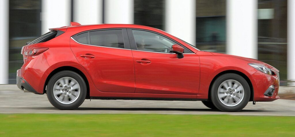 Mazda 3 2.0 Skyactiv-G 120KM 6AT SkyEnergy Soul Red WY 6684V