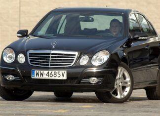 Używany Mercedes klasy E (W211; 2002-2009) - który silnik wybrać?