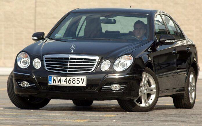 Mercedes klasy E (W211) 02