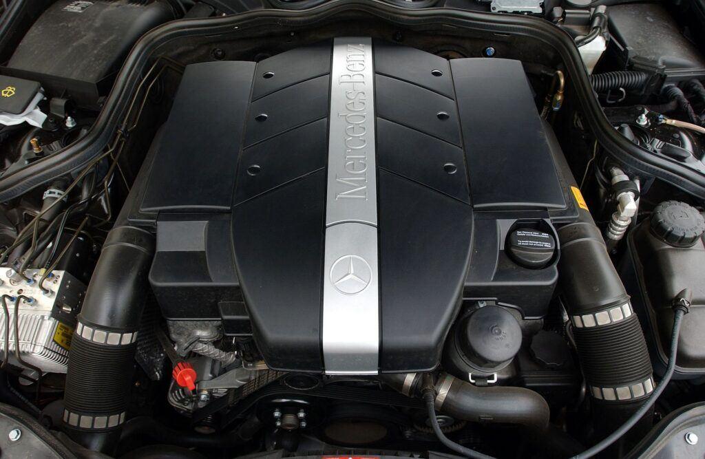 Mercedes klasy E (W211) 03