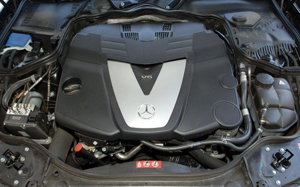 Mercedes klasy E (W211) 04