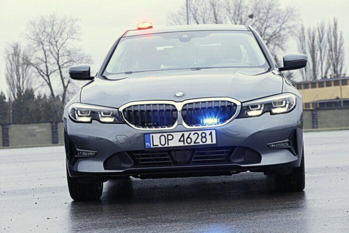 Nieoznakowane BMW serii 3