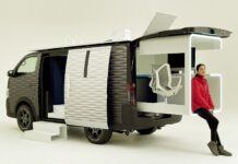 Nissan NV350 Office Pod (3)