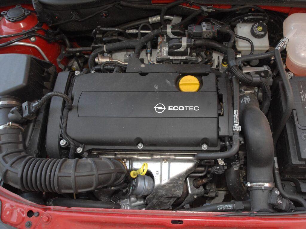 Silnik 1.6 Turbo Opla