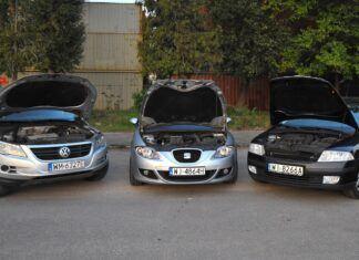5 pancernych silników grupy Volkswagena. Przebieg im niestraszny