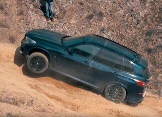 Testy nowych SUV-ów premium w Kazachstanie. Bez taryfy ulgowej!