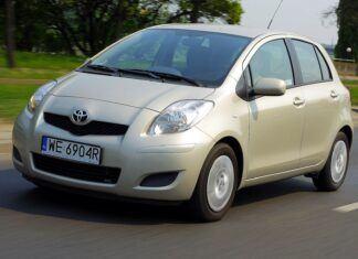 Używana Toyota Yaris II (2005-2011) - opinie, dane techniczne, typowe usterki