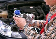 Turbosprężarka ze zmienną i stałą geometrią 04