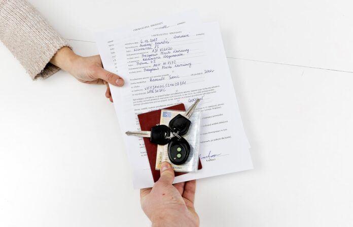 Umowa sprzedaży pojazdu