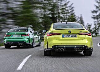 BMW M ponownie przed Mercedesem-AMG. Przewaga jest spora