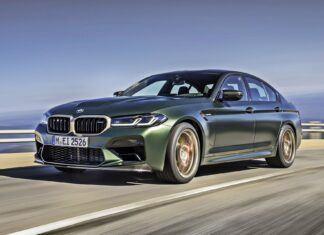 Nowe BMW M5 CS – oficjalne zdjęcia i informacje