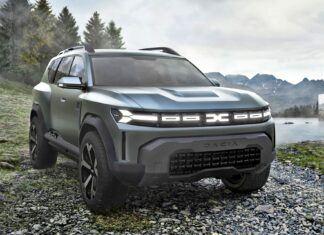 Nowa Dacia Bigster – pierwsze zdjęcia i informacje