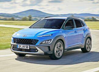 Nowy Hyundai Kona (2021). Opis wersji i cennik