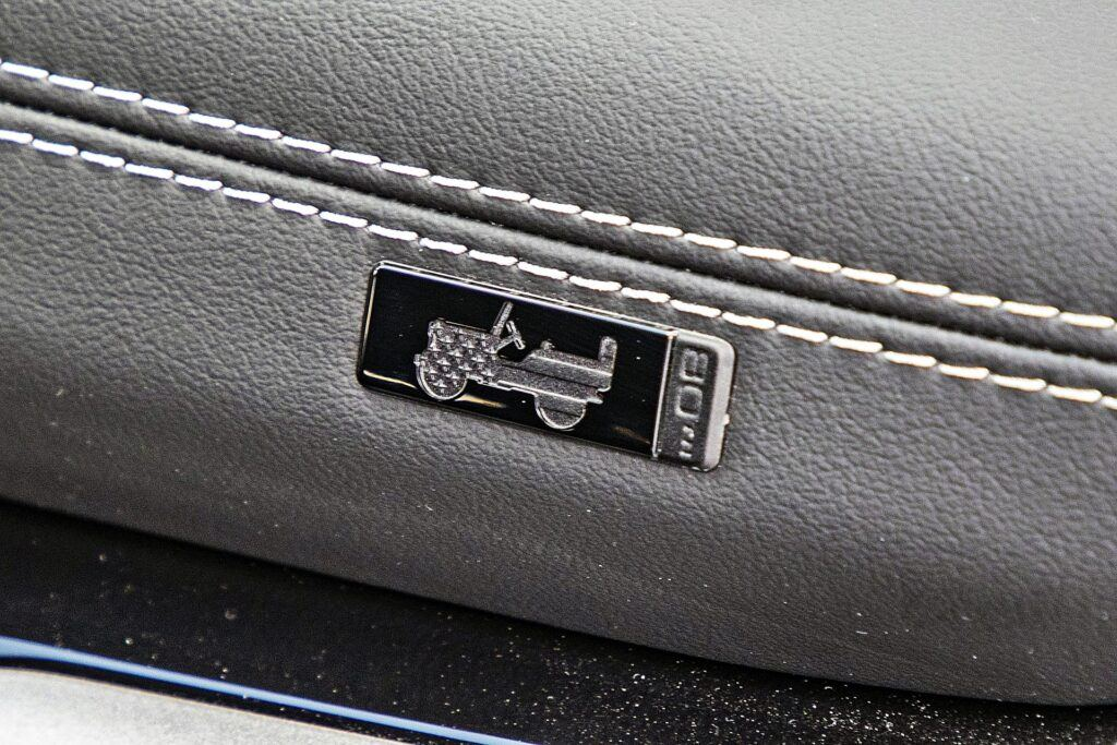 Jeep Compass - detal