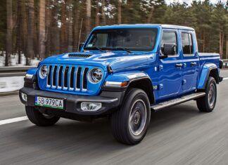 Jeep Gladiator (2021). Opis wersji i cennik
