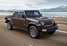 Jeep Gladiator (2021)