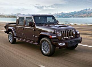 Nowy Jeep Gladiator (2021). Opis wersji i cennik
