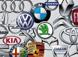 Najczęściej wyszukiwane marki samochodów w 2020 roku
