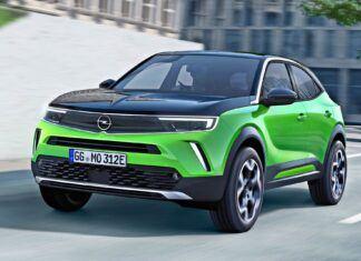 Nowy Opel Mokka w wersji OPC. Co o nim wiemy?