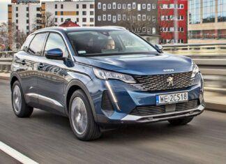 Peugeot 3008 (2021). Opis wersji i cennik