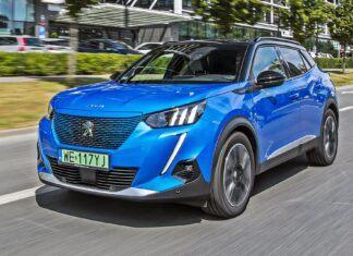 Peugeot e-2008 (2021). Opis wersji i cennik