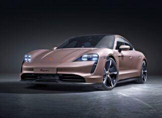 Najtańsze Porsche Taycan ma napęd na tył. Ile kosztuje?