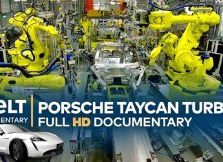 Tak powstaje Porsche Taycan Turbo S. Poznaj tajniki produkcji