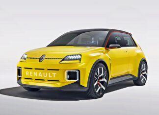 Powraca kultowy model Renault. Będzie rywalem Fiata 500