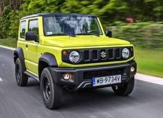 Suzuki Jimny (2021). Opis wersji i cennik