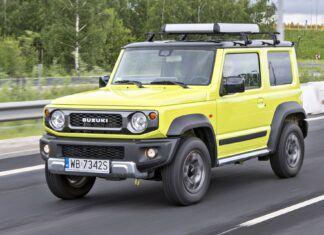 Nowe Suzuki Jimny (2021). Opis wersji i cennik