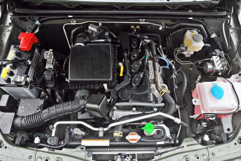 Suzuki Jimny (2021)