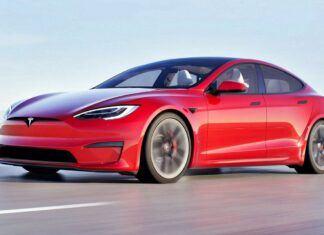 Tesla znów szokuje. Chodzi o lifting Modelu S